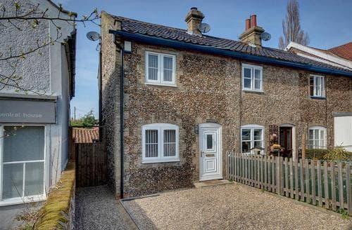 Last Minute Cottages - Caines Cottage