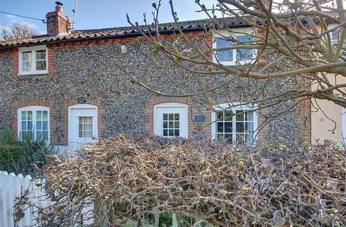 Last Minute Cottages - Superb Westleton Rental S10205