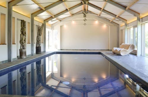 Last Minute Cottages - Fern Barn