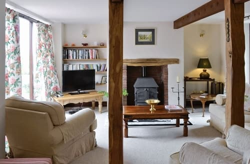 Last Minute Cottages - Farlam House Barn