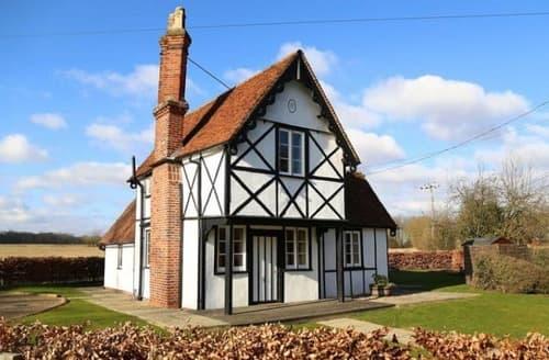 Last Minute Cottages - North Lodge