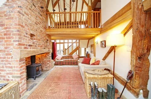 Last Minute Cottages - Masketts Barn