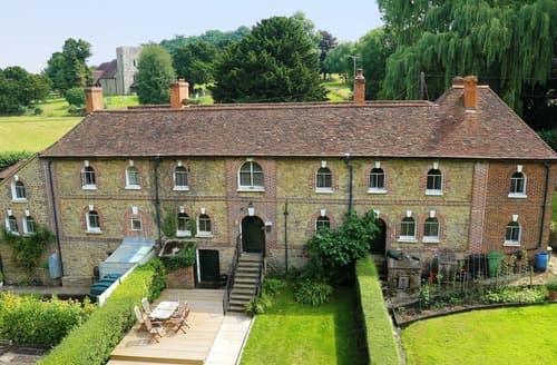 Last Minute Cottages - The Guards House, Leeds Castle