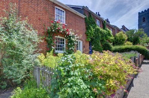 Last Minute Cottages - Exquisite Kersey Rental S10224