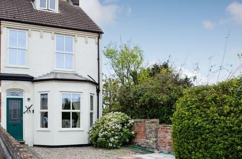 Last Minute Cottages - Turnstone House