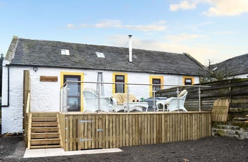 Last Minute Cottages - The Calving Shed
