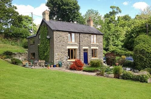 Last Minute Cottages - Groes Lwyd