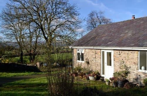 Last Minute Cottages - The Milking Parlour