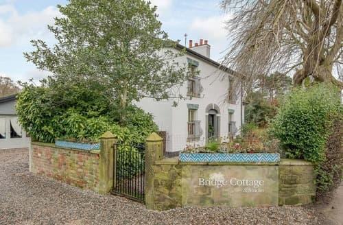 Last Minute Cottages - Bridge Cottage