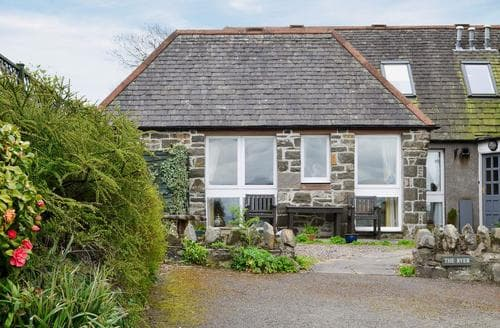Last Minute Cottages - The Byre Cottage