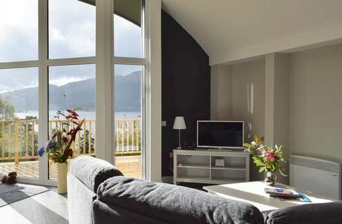Last Minute Cottages - The Lodge at Braemor