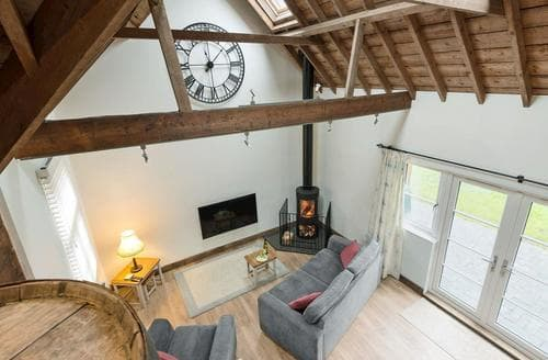 Last Minute Cottages - Cyder Press Barn
