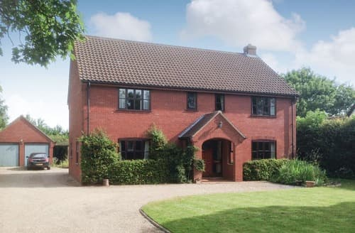 Last Minute Cottages - Sycamore House