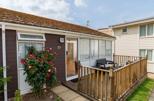 Last Minute Cottages - Beach Cottage 77 - UKC4087
