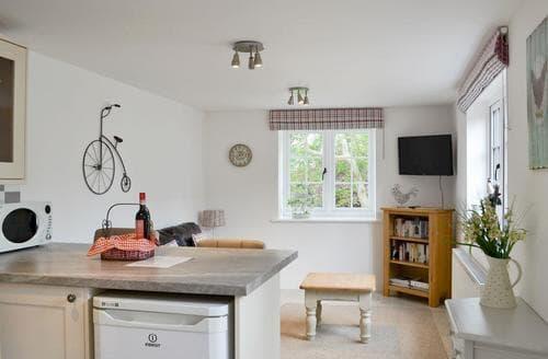 Last Minute Cottages - Belvoir Lodge
