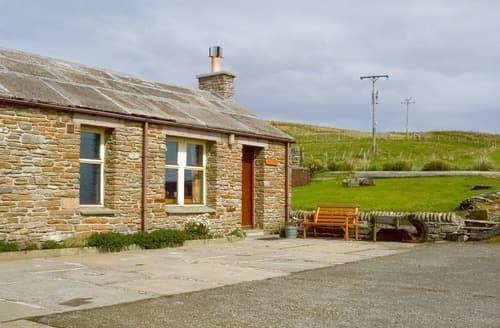 Last Minute Cottages - Crofters Rest - W42426