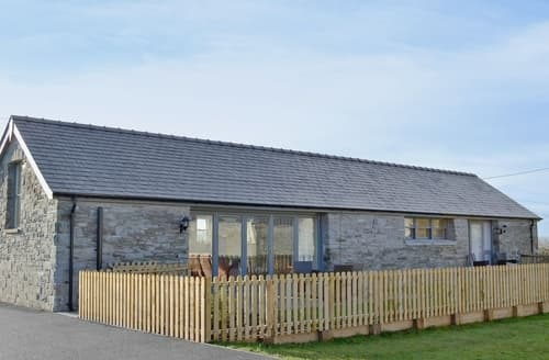 Last Minute Cottages - Ty Llo- W43266