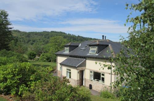 Last Minute Cottages - Glen Euchar House