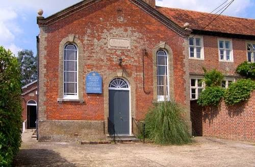 Last Minute Cottages - The Methodist Chapel