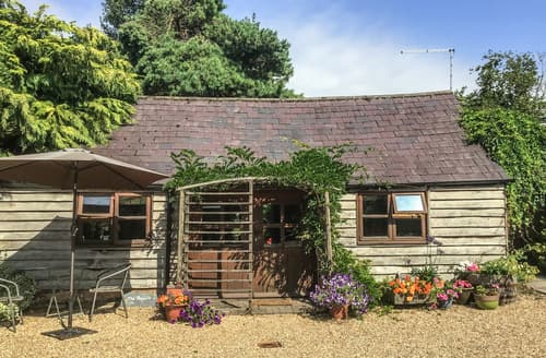 Last Minute Cottages - The Pottery