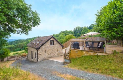 Last Minute Cottages - Bishop's Castle Barn