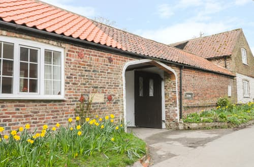 Last Minute Cottages - Cupid's Cottage