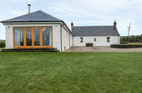 Last Minute Cottages - Nether Stravannan North
