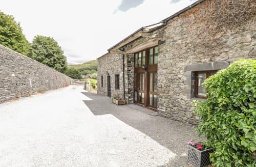 Last Minute Cottages - Bank End Barn