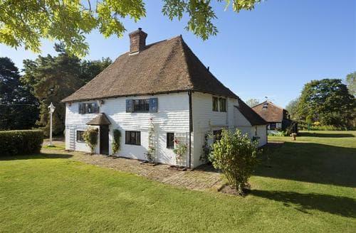 Big Cottages - Superb Mersham Rental S10366