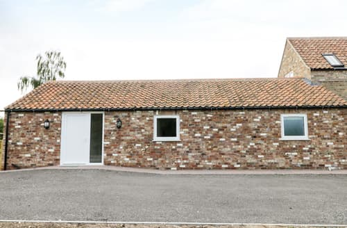Last Minute Cottages - Westerby Lodge