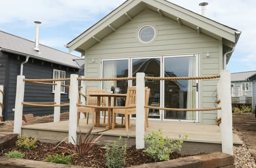 Last Minute Cottages - Just Beachy