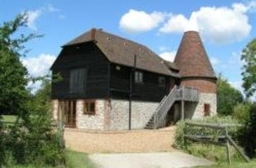 Big Cottages - Inviting Bilsington Rental S10382