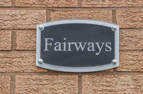 Last Minute Cottages - Fairways