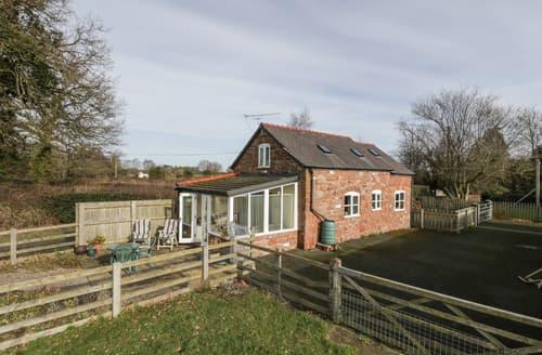 Last Minute Cottages - The Laurels Barn