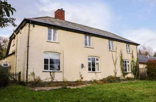 Last Minute Cottages - The Old Farm House