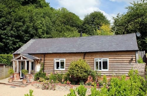 Last Minute Cottages - Shafts Barn