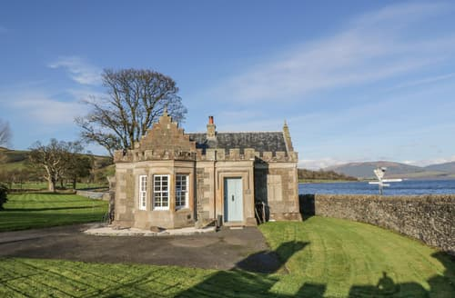 Last Minute Cottages - The Gate Lodge