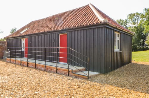 Last Minute Cottages - Sparrow Barn