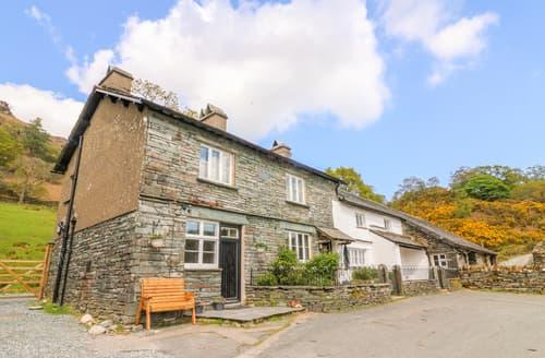 Last Minute Cottages - Tilberthwaite Farm Cottage