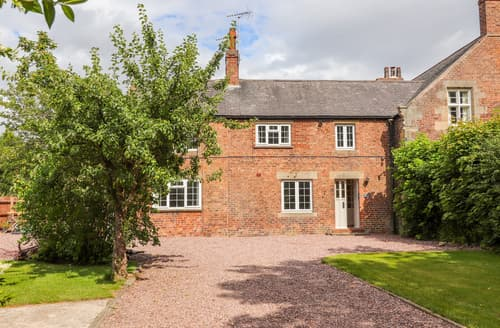 Last Minute Cottages - Well House Farm Flat 2