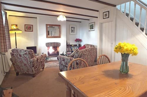 Last Minute Cottages - Ty Canol