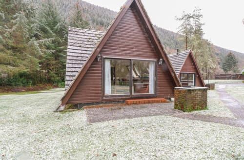 Last Minute Cottages - Woodside Lodge No 21