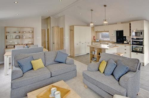 Last Minute Cottages - GS Seabreeze 3 Lodge Deluxe