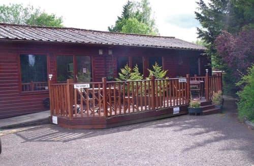 Last Minute Cottages - Tay Lodge