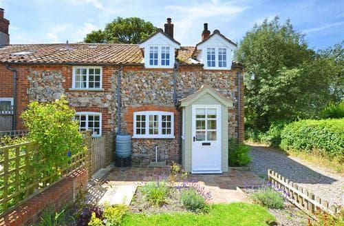Last Minute Cottages - Sunshine Cottage