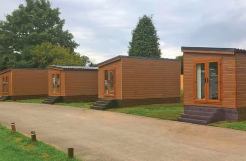 Last Minute Cottages - Hollybank Pod