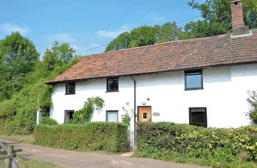 Last Minute Cottages - Travellers Rest, Timberscombe