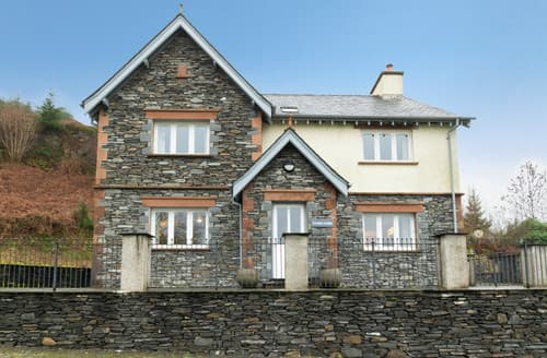 Last Minute Cottages - Cunsey