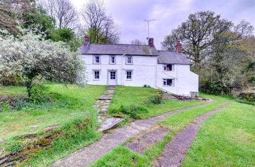 Last Minute Cottages - Delightful Boncath Rental S11163