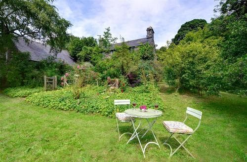Last Minute Cottages - Quaint Machynlleth Rental S11176